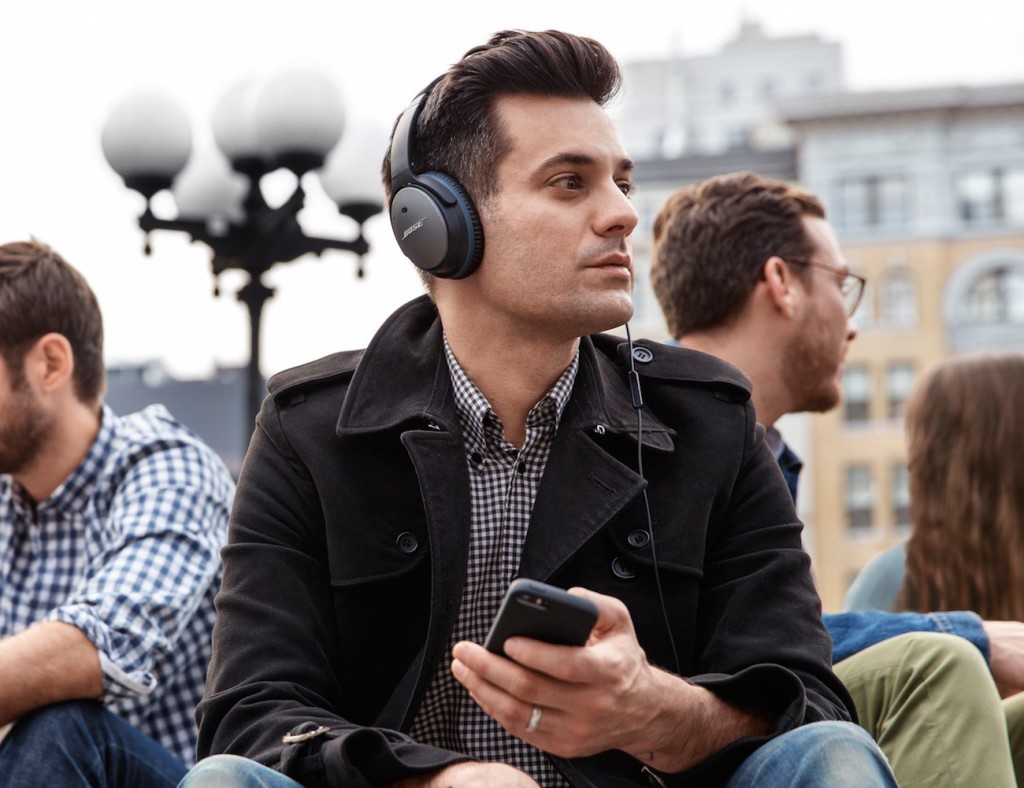 QuietComfort+25+Noise+Cancelling+Headphones+From+Bose