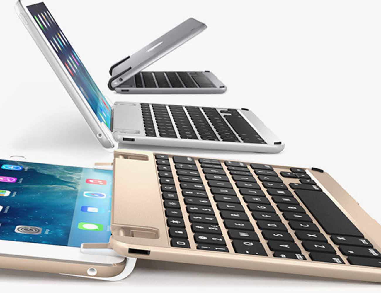 BrydgeMini – Precisely Engineered Keyboards for Your iPad Mini