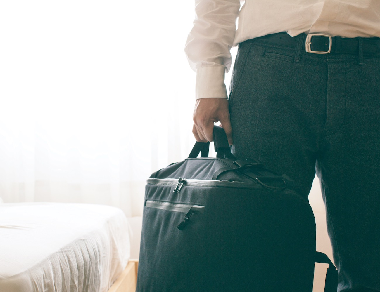 The Nómada – World's First 100% Free Modularized Bag