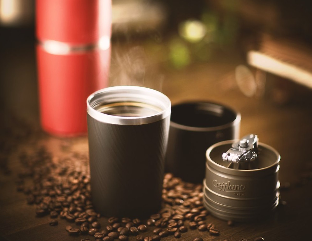 Portable+All-in-One+Coffee+Maker