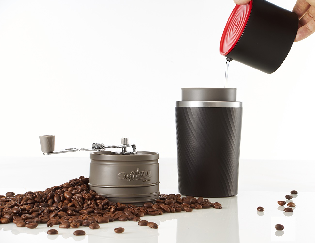 Portable All-in-One Coffee Maker Review The Gadget Flow