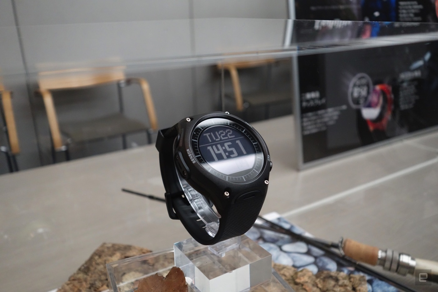 Casio WSD-F10 Android Smartwatch