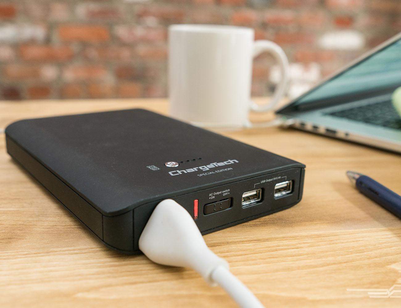 ChargeTech Universal Portable Power Bank