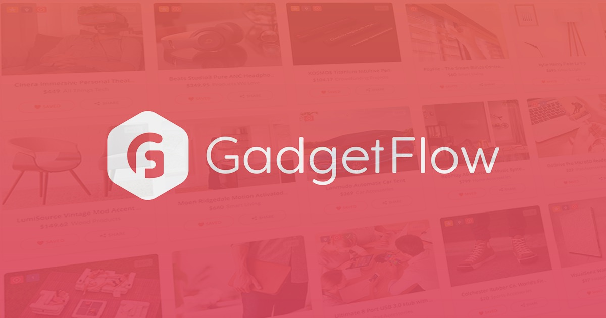 kickstarter promotion | promote your crowdfunding project with Gadget Flow