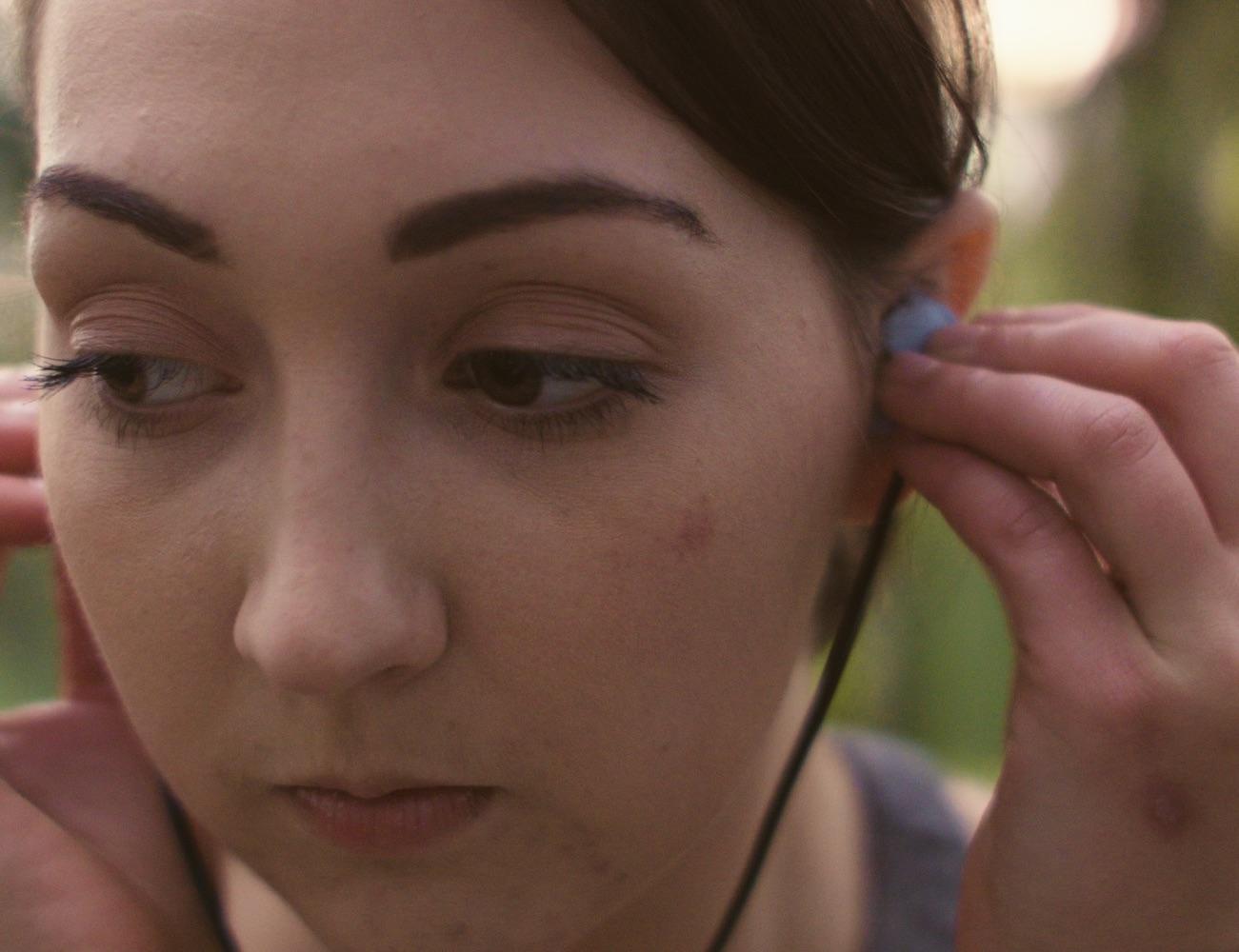 Audibility Custom-Fit Headphone