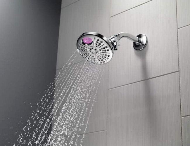 Delta Temp2o Digital Temperature Display Shower Head 187 Review