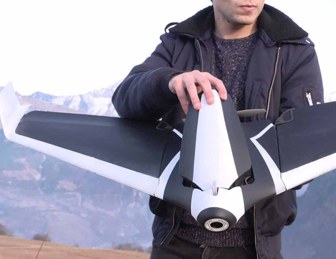 Disco by Parrot – First Ready to Fly Wing-Shaped Drone