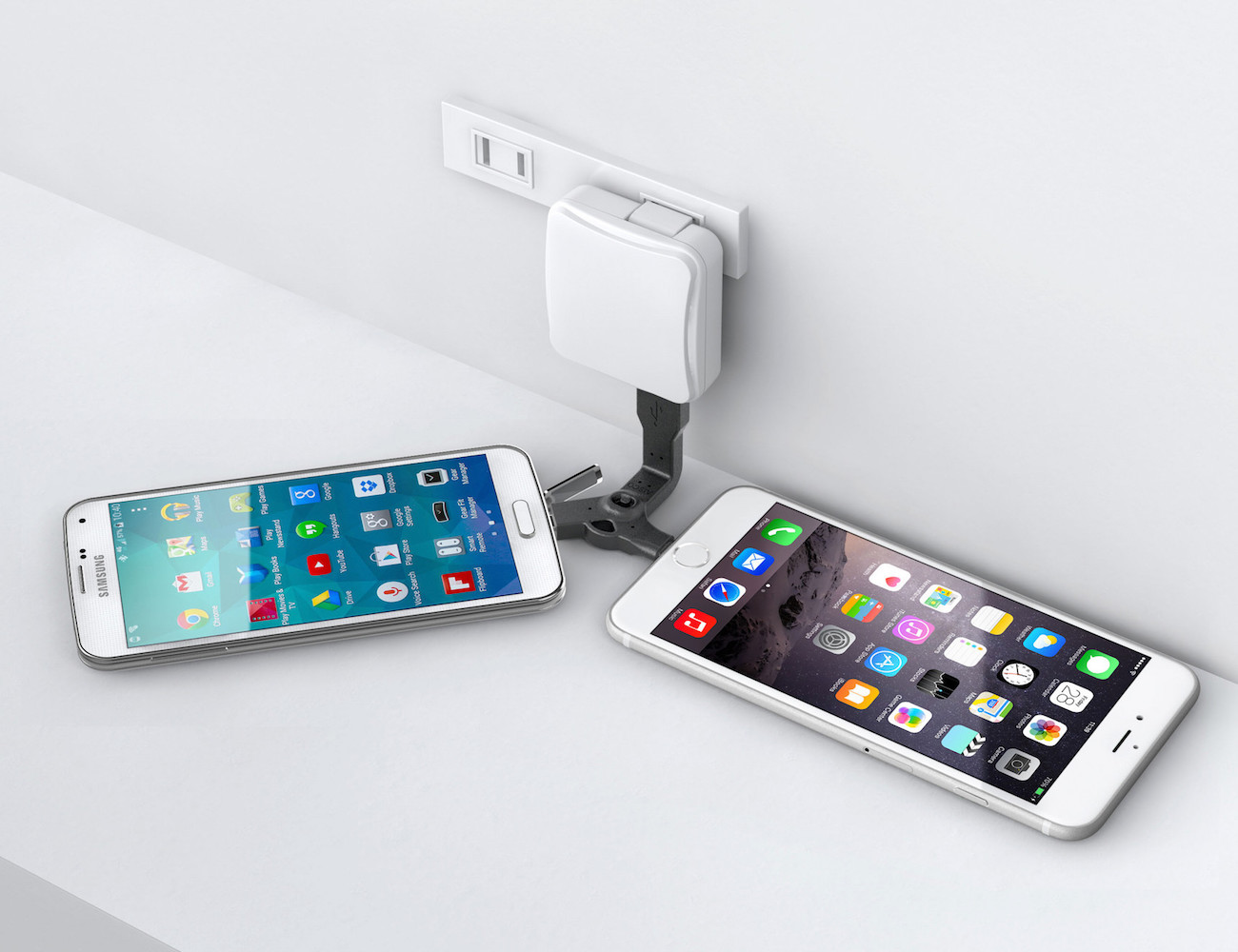 DuoKeyCharge for iPhone & Android