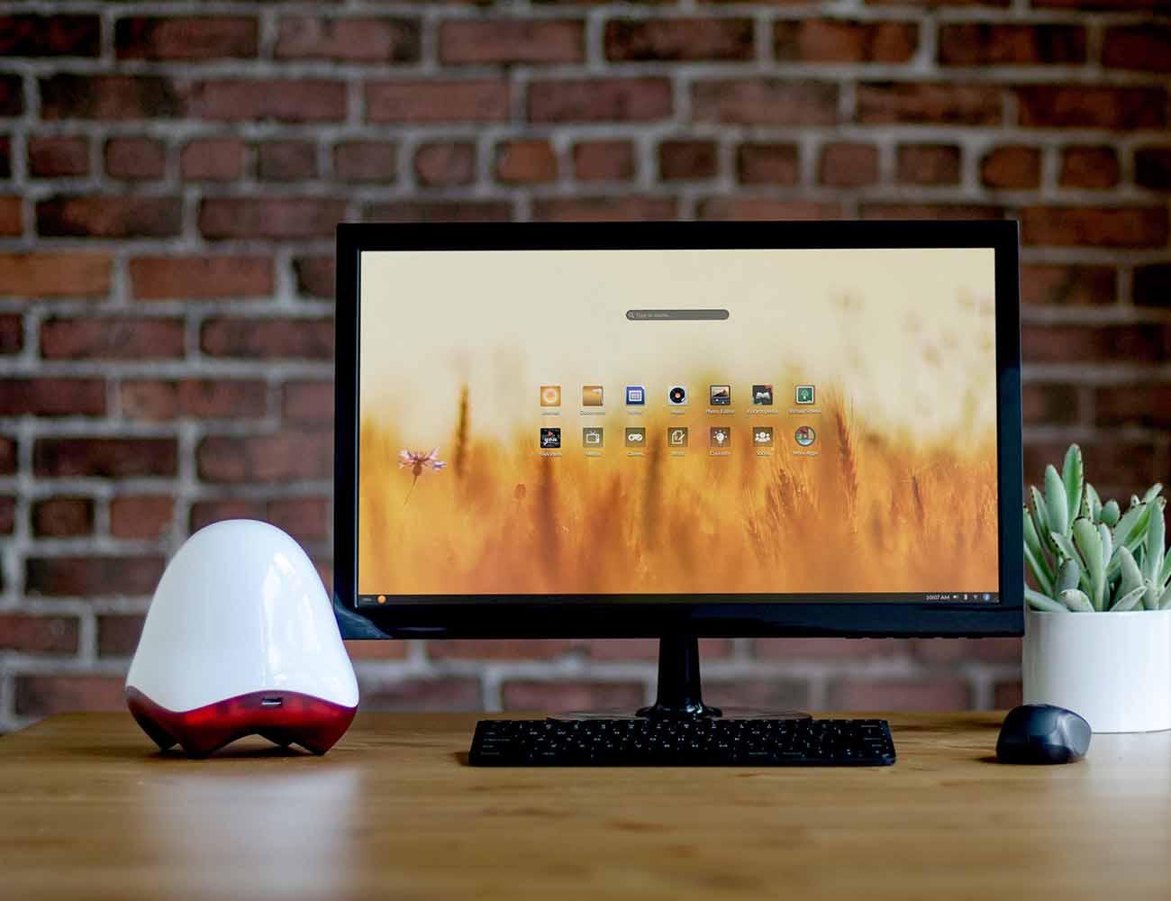 Endless Mini Desktop Computer