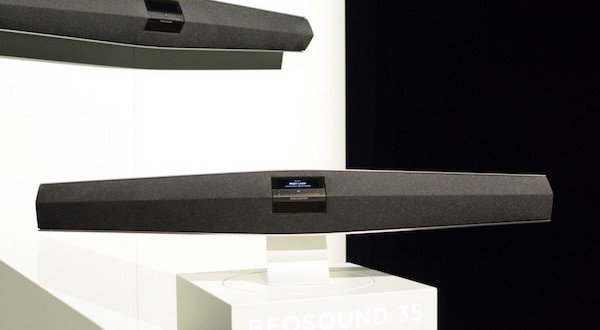 Bang and Olufsen's BeoSound 35 Packs Transcending Audio Quality in a Modern Speaker Bar