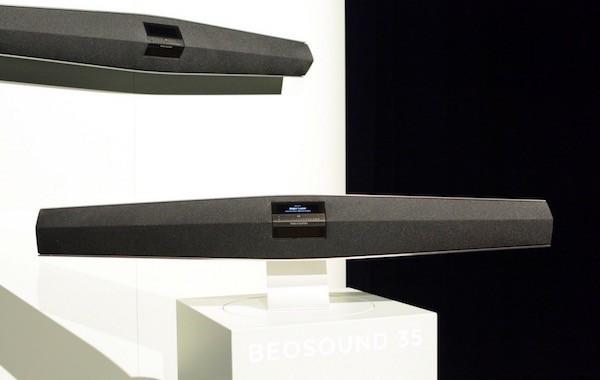 Bang and Olufsen's BeoSound 35 Packs Transcending Audio Quality in a Modern Speaker Bar
