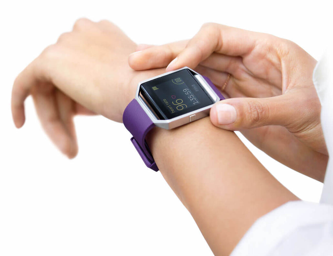 Fitbit Blaze – Modular Fitness Watch Matching Your Style