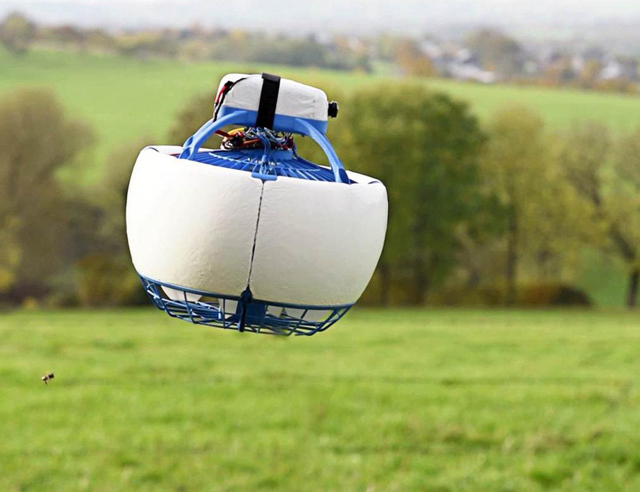 Fleye – Your Personal Flying Robot