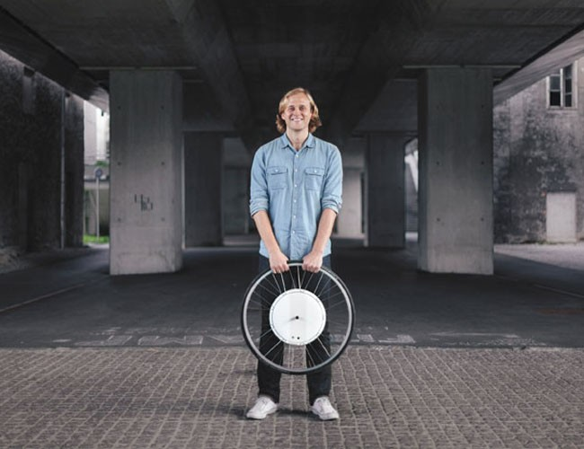 FlyKly Smart Wheel for Bicycles