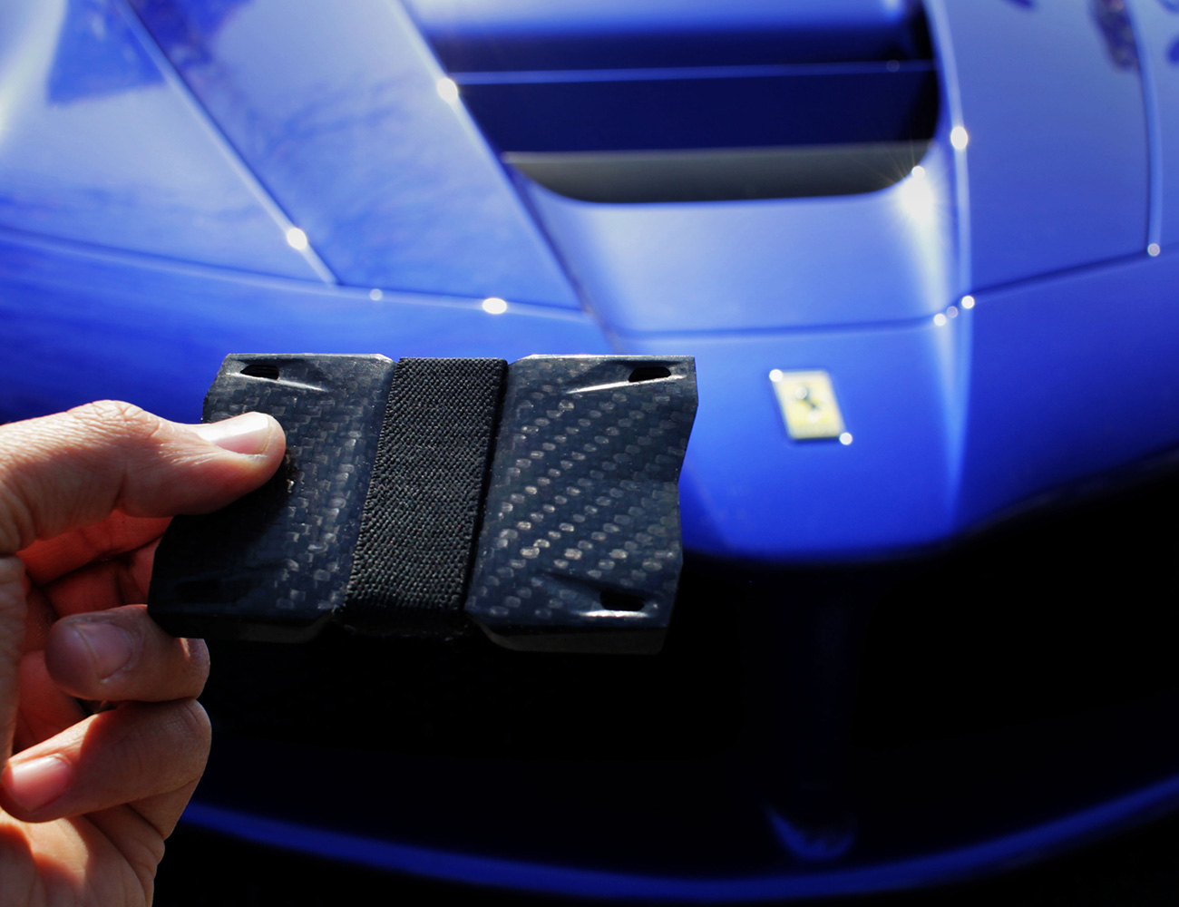 Forged Carbon Fiber Wallet
