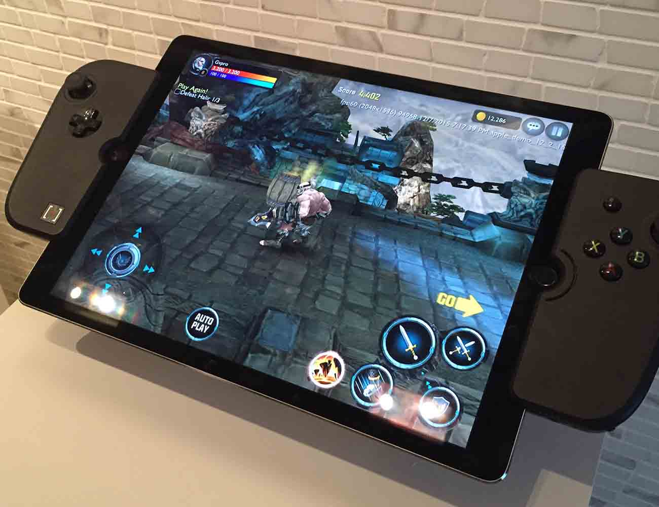 Gamevice Handheld Controller for iPad Mini
