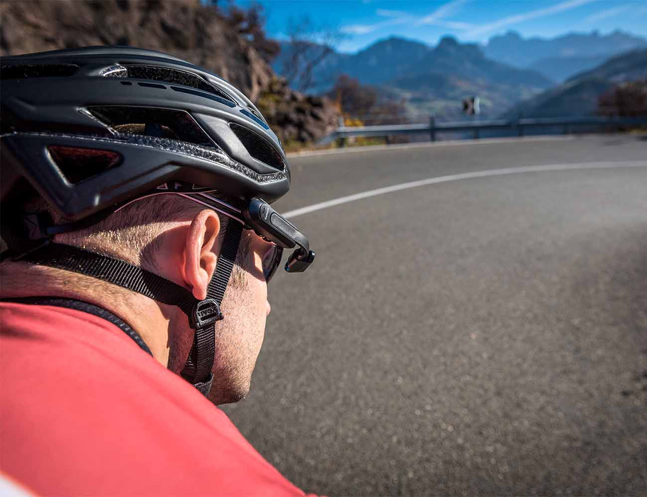 Garmin Varia Vision Bike Headset