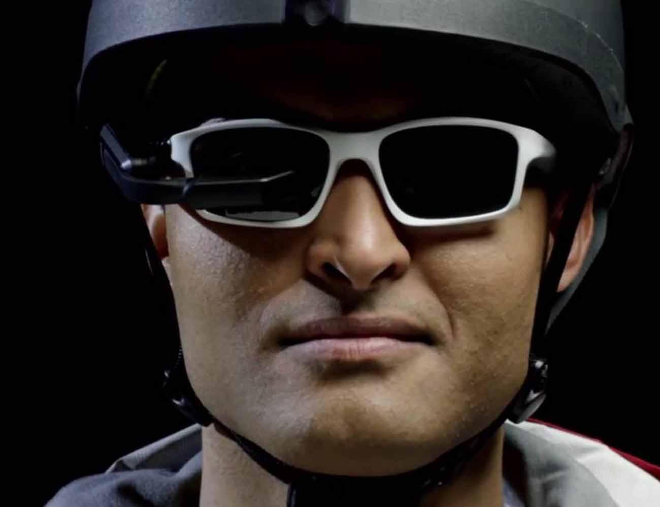 Garmin Varia Vision Bike Headset
