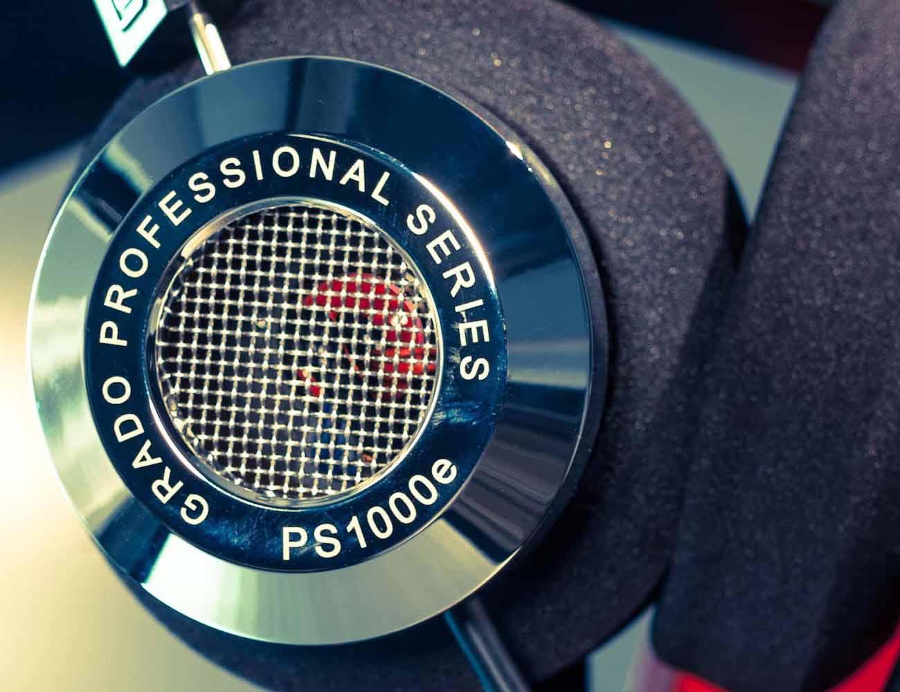 Grado PS1000e Dynamic Open Air Stereo Headphones