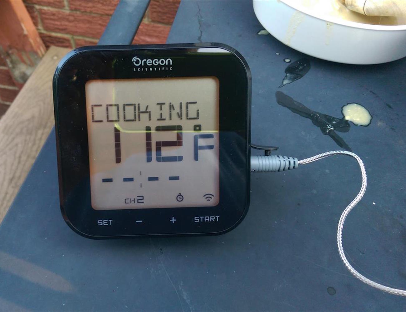Grill Right Bluetooth BBQ Thermometer