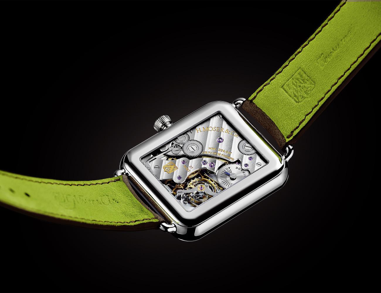 H+Moser+%26amp%3B+Cie+Swiss+Alp+Watch