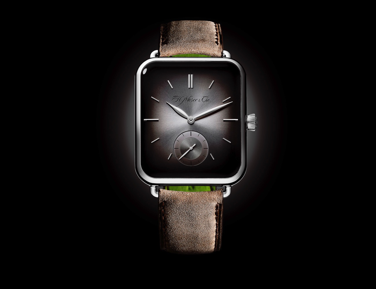 H Moser & Cie Swiss Alp Watch