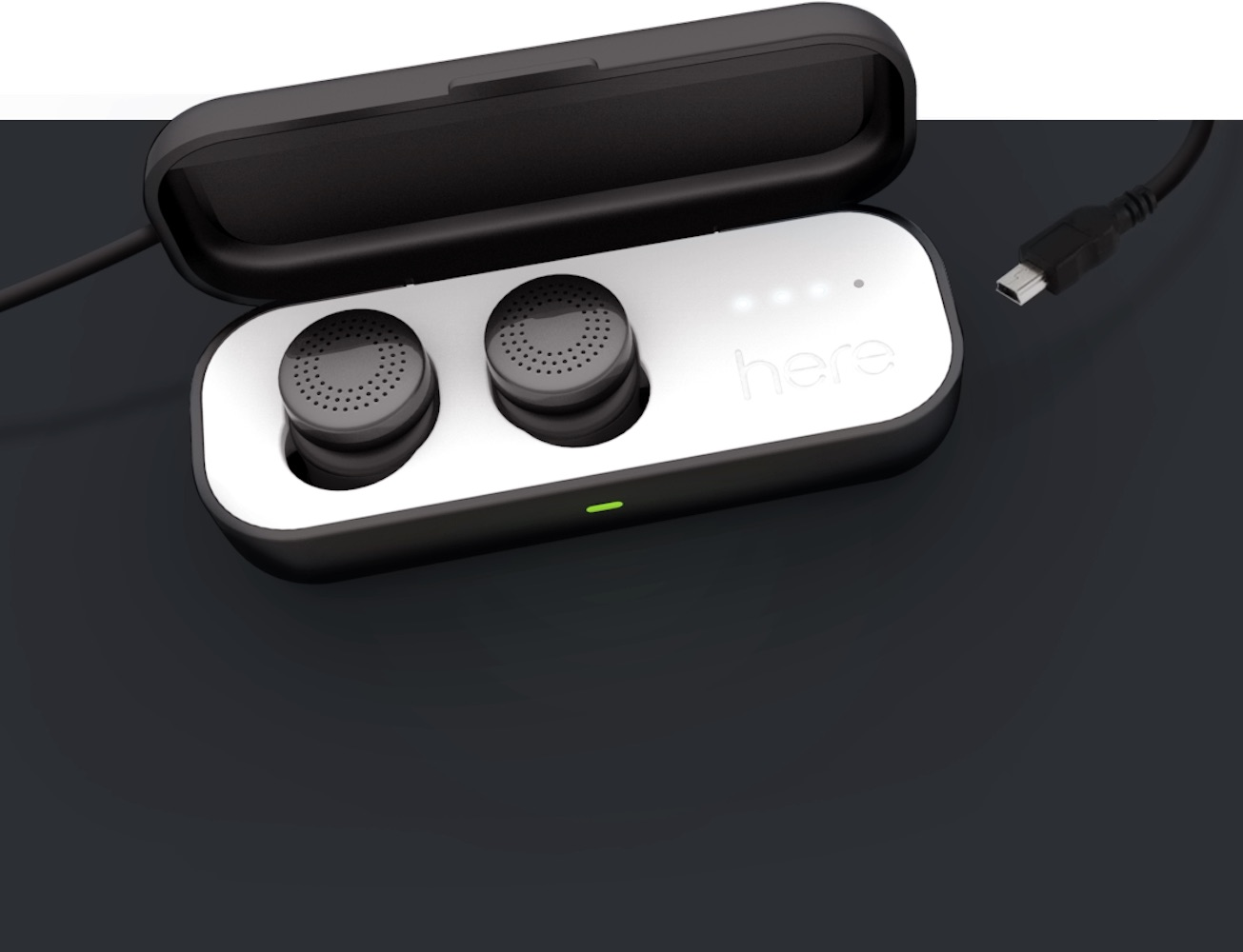 Here Active Listening – First In-Ear Audio System from Doppler Labs