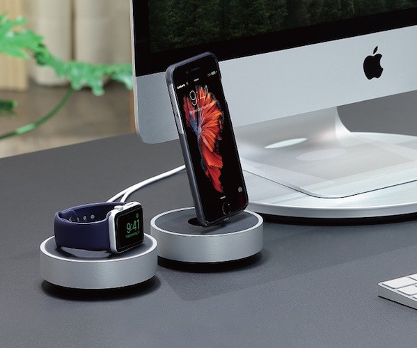 HoverDock for iPhone by Just Mobile