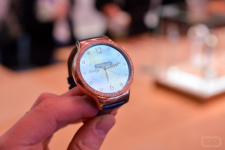 Huawei Watch – Fashionable Smartwatches