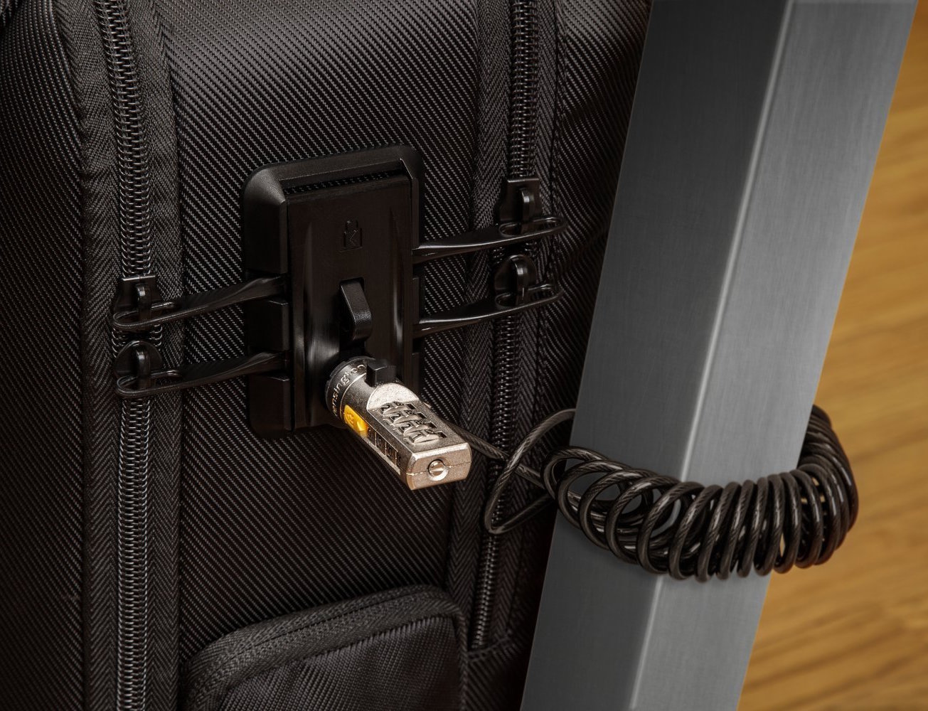 Kensington SecureTrek Bag Range for Travelers