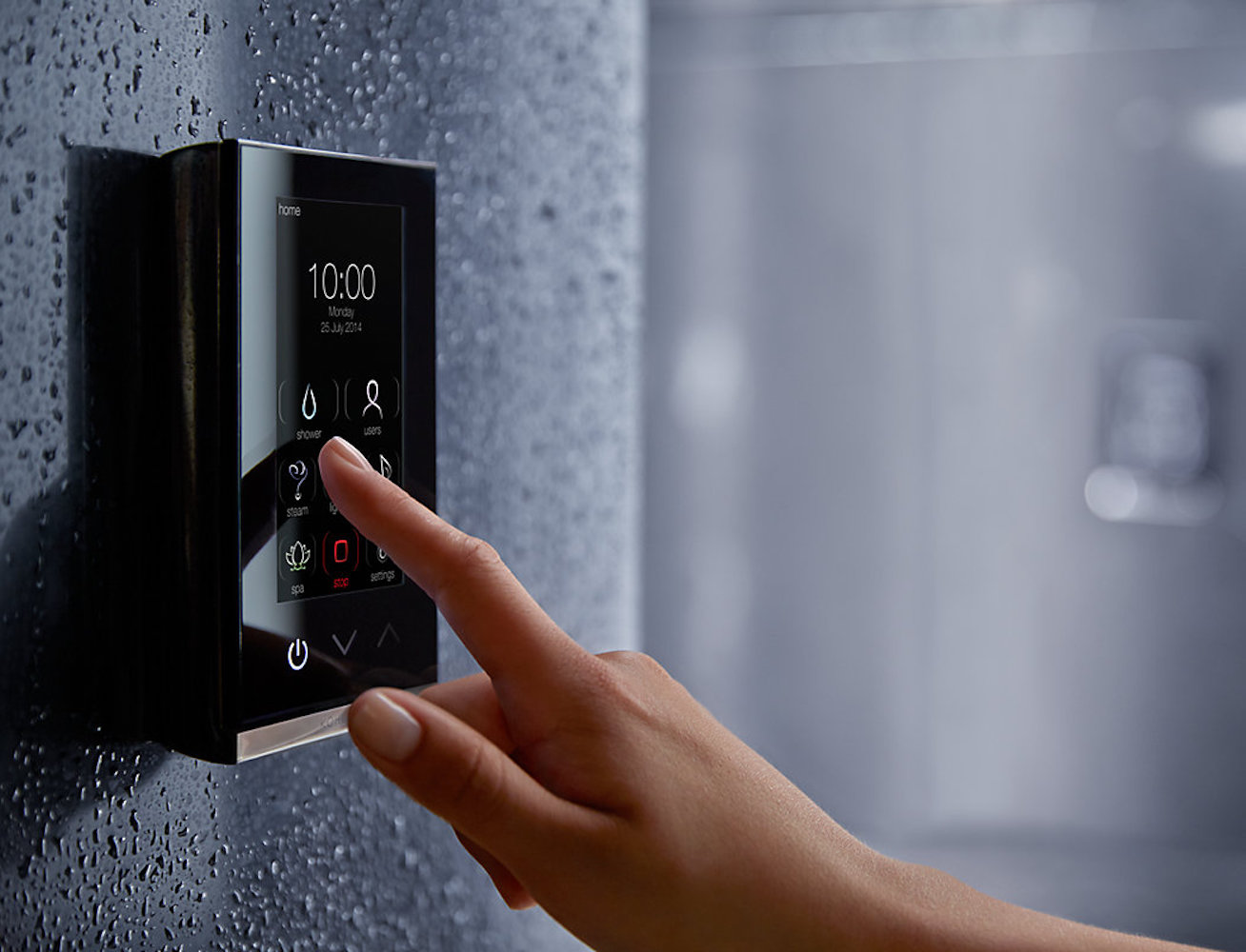 Kohler Dtv Digital Shower Interface Review 187 The Gadget Flow