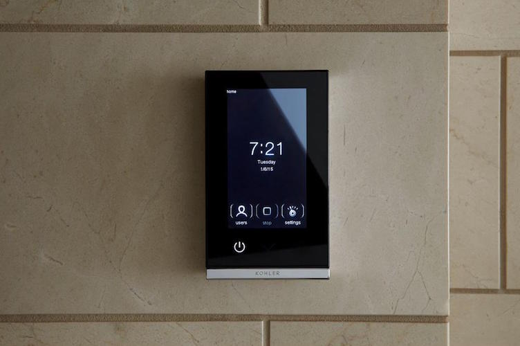Attractive ... Kohler DTV+ Digital Shower Interface ...