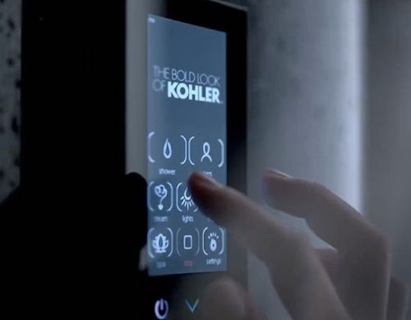Kohler Dtv Digital Shower Interface 187 Gadget Flow