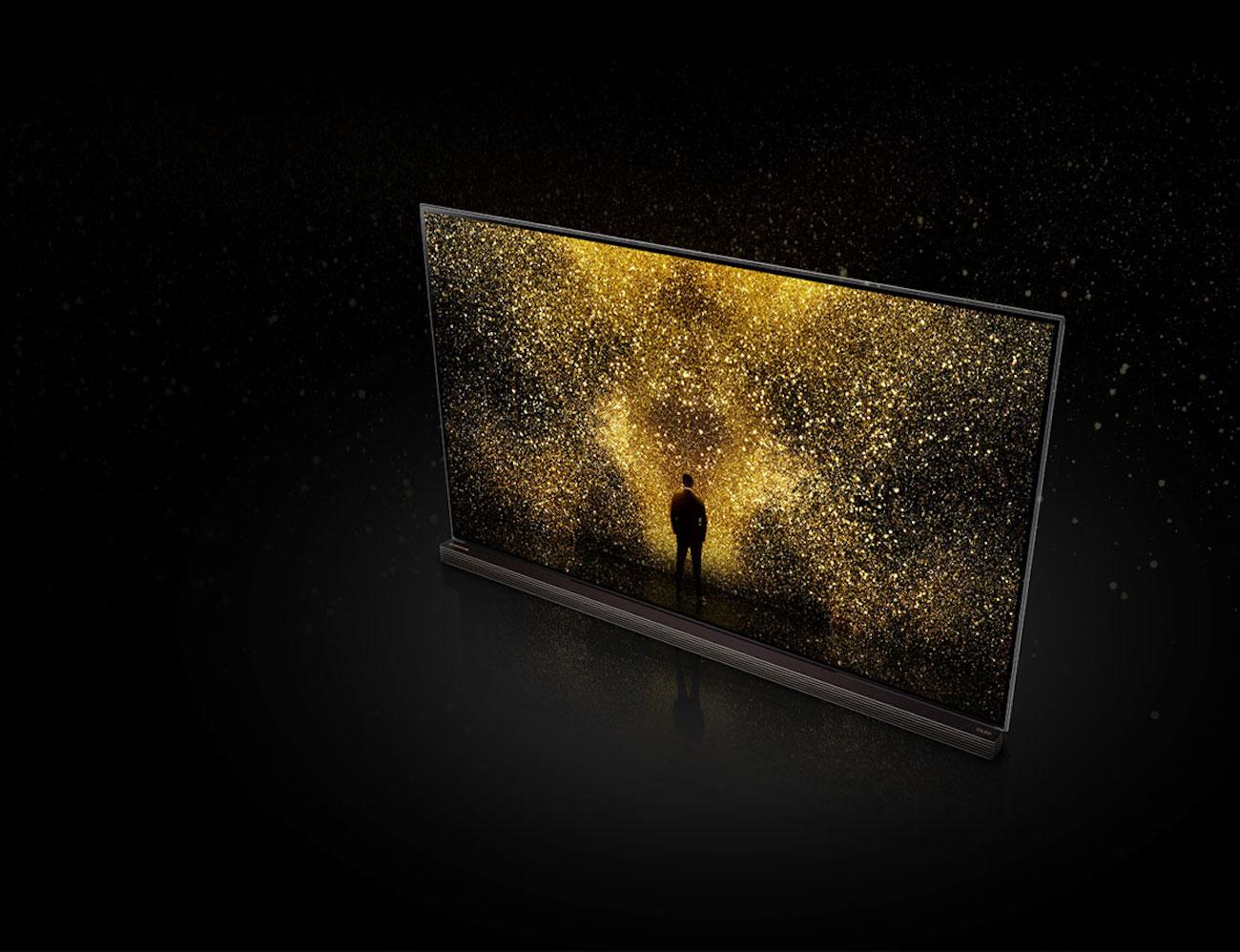 lg hdr pro 4k oled tv range gadget flow. Black Bedroom Furniture Sets. Home Design Ideas