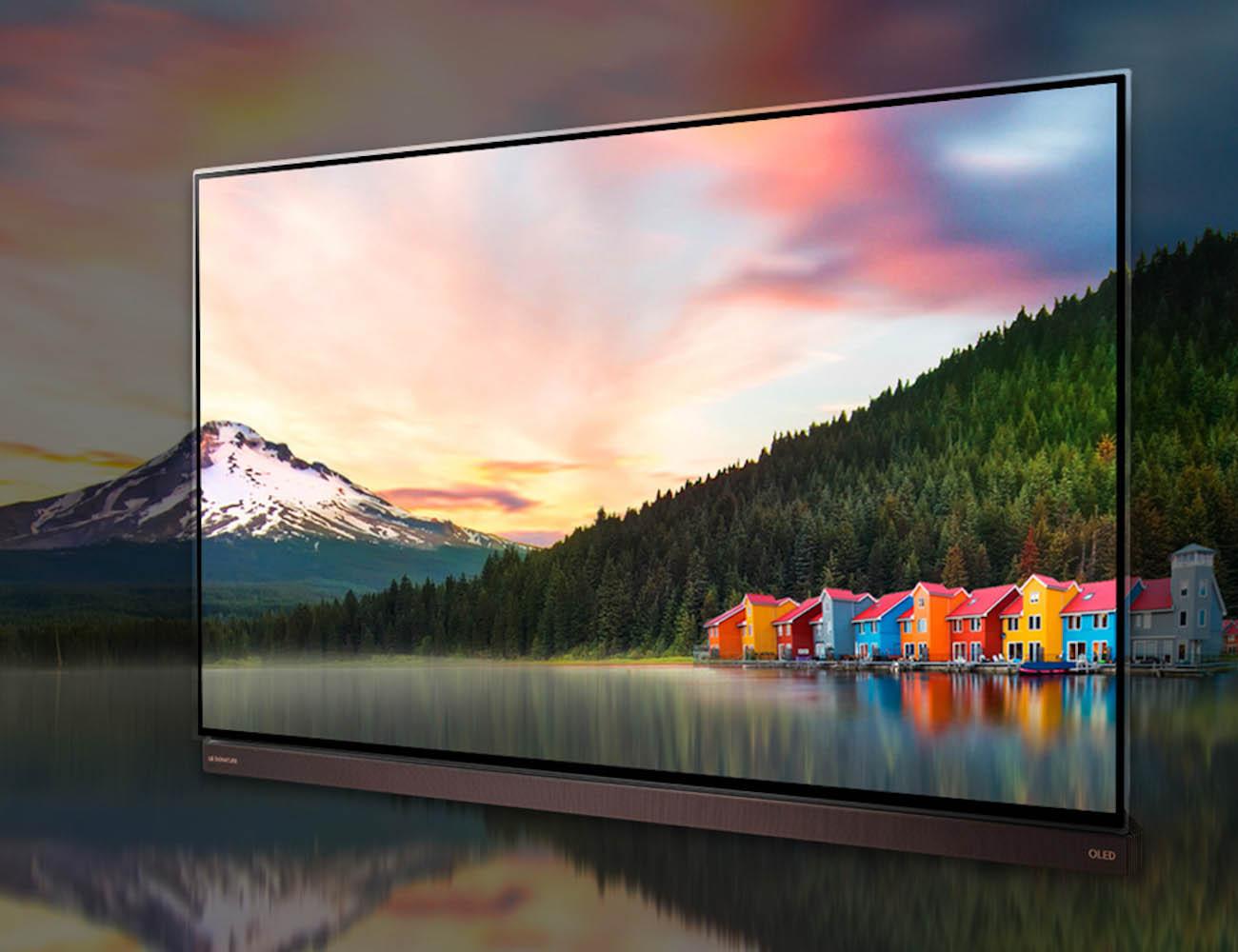 LG HDR Pro 4K OLED TV Range