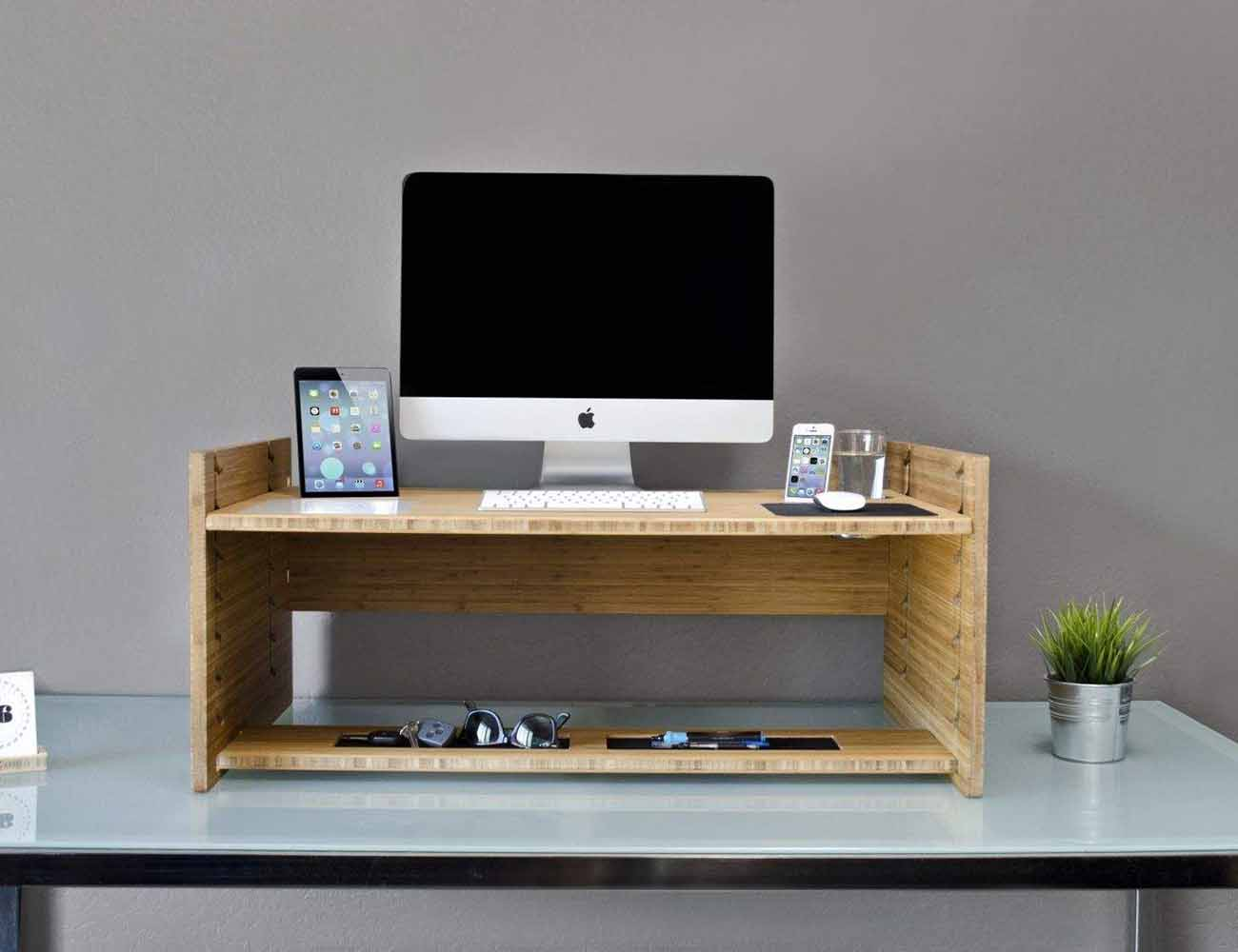 LIFT Adjustable Smart Desk by iSkelter