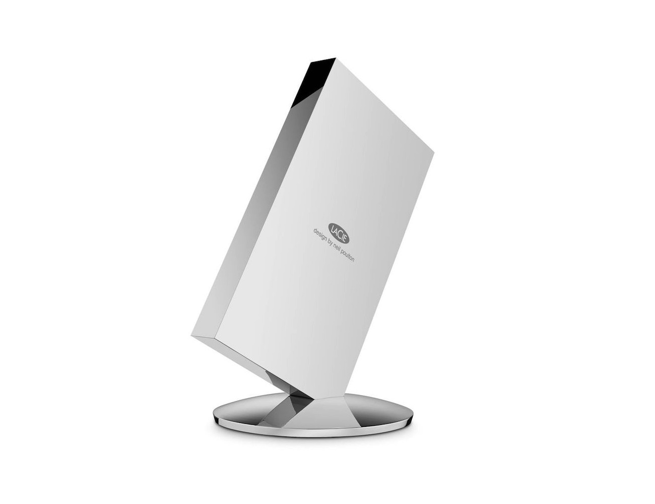 LaCie Chrome External SSD
