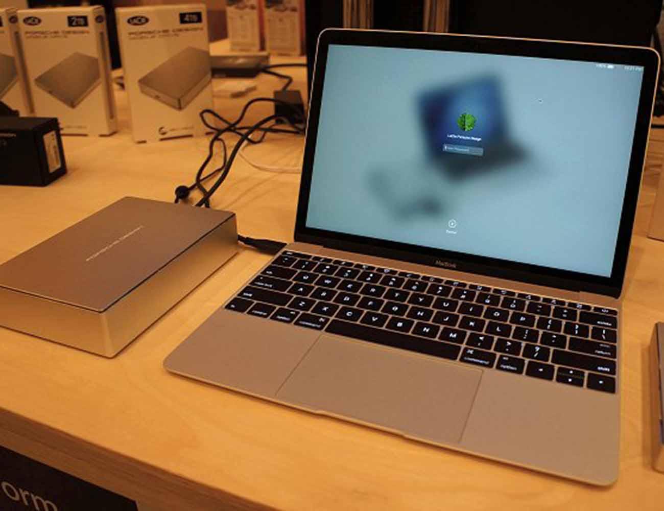 LaCie Porsche Design Desktop USB-C Drive For Next-Gen Computers