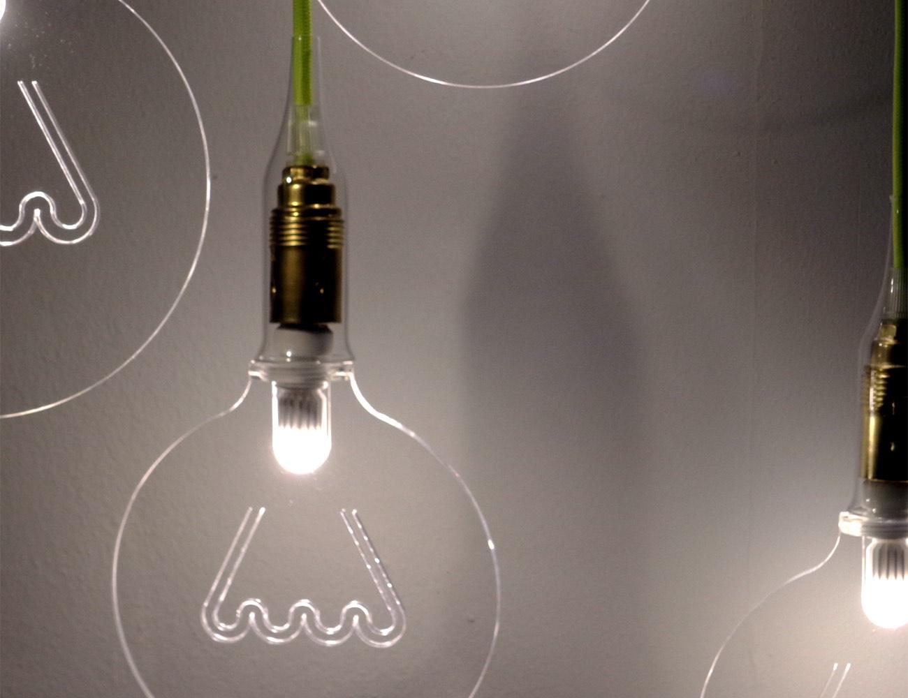 Led Bulb in Memory of Edison's Bulb