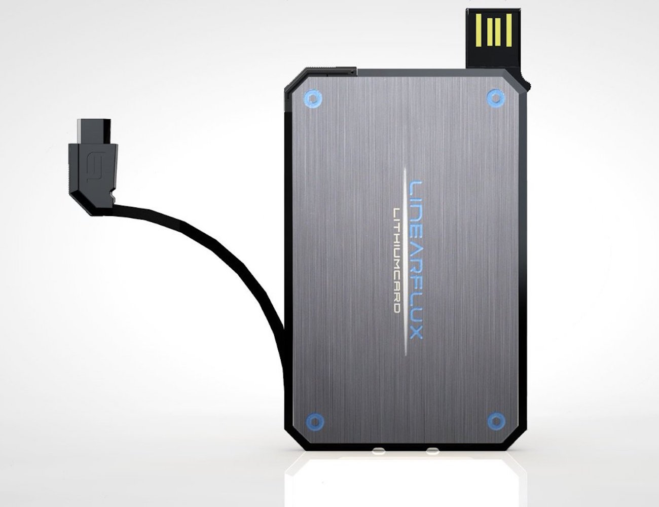 LithiumCard – The World's Only Rechargeable Hypercharger