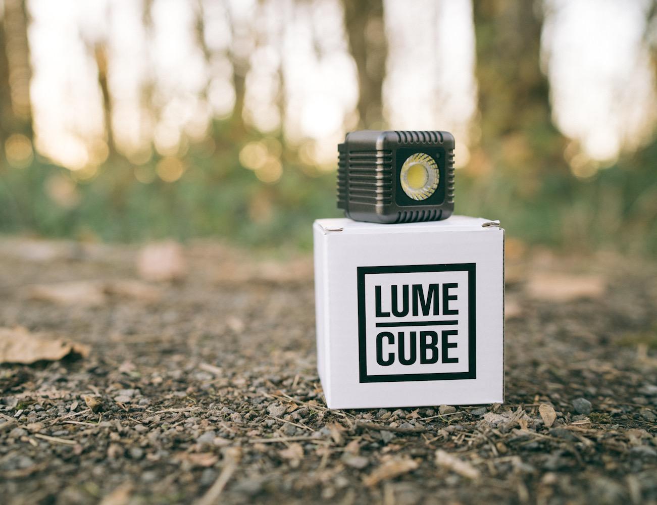 Lume Cube Waterproof Portable Flash