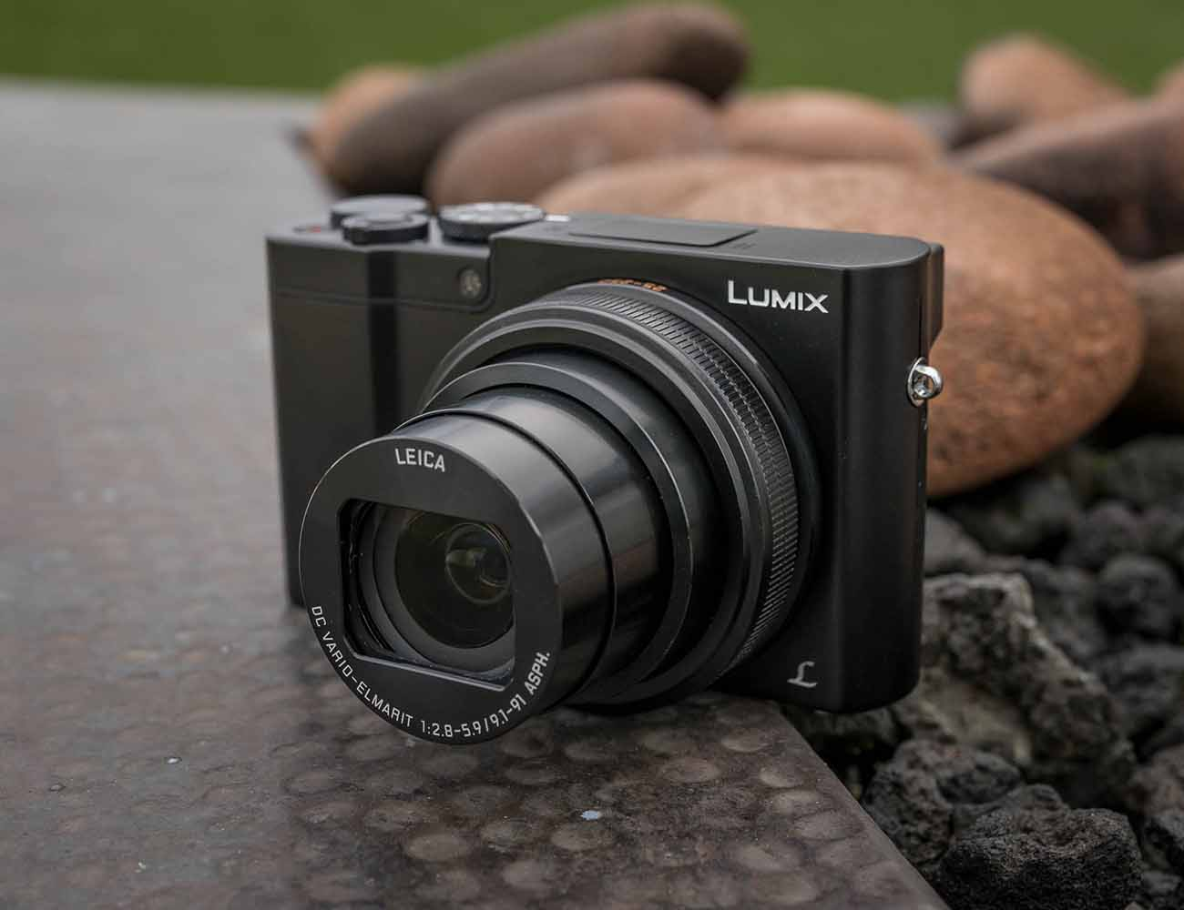 lumix zs100 4k digital camera with 20 mp sensor from panasonic gadget flow. Black Bedroom Furniture Sets. Home Design Ideas