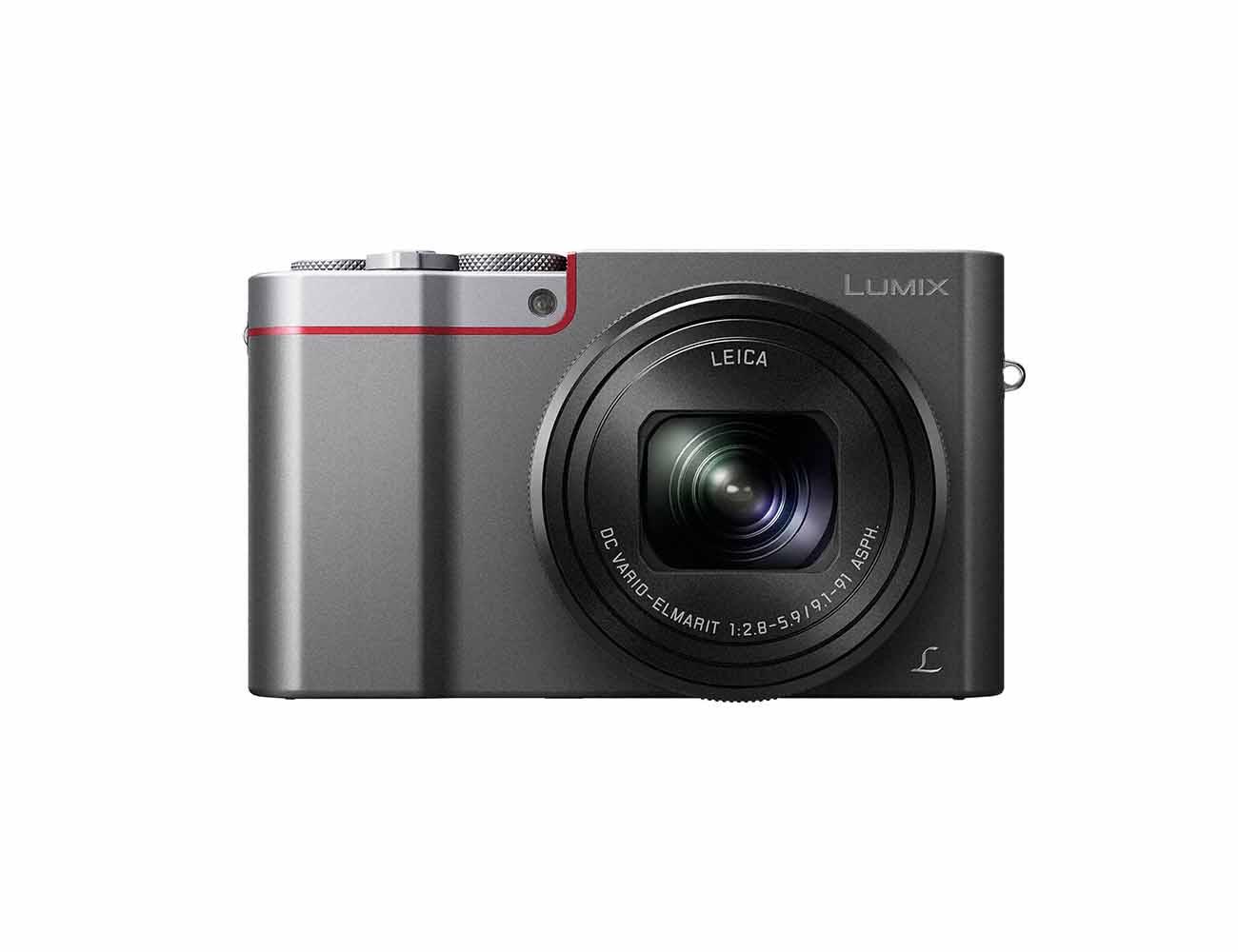 Lumix ZS100 – 4K Digital Camera With 20 MP Sensor from Panasonic