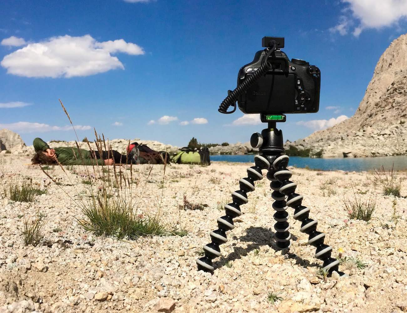 Alpine Labs Michron Time Lapse Device with Canon EMICHRONE 3