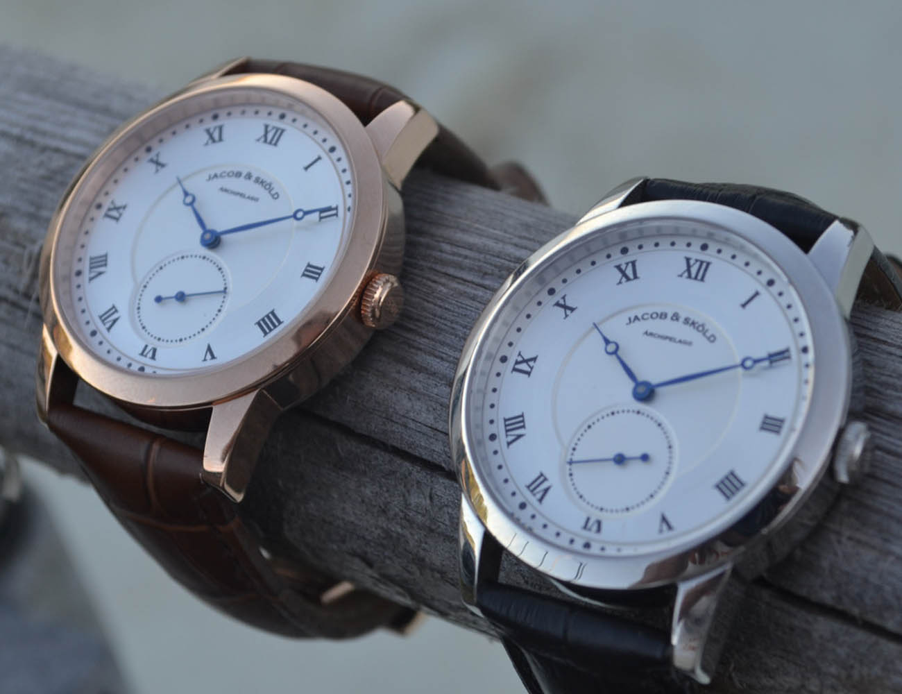 Minimal+And+Quality+Wristwatches+From+Jacob+And+Skoeld