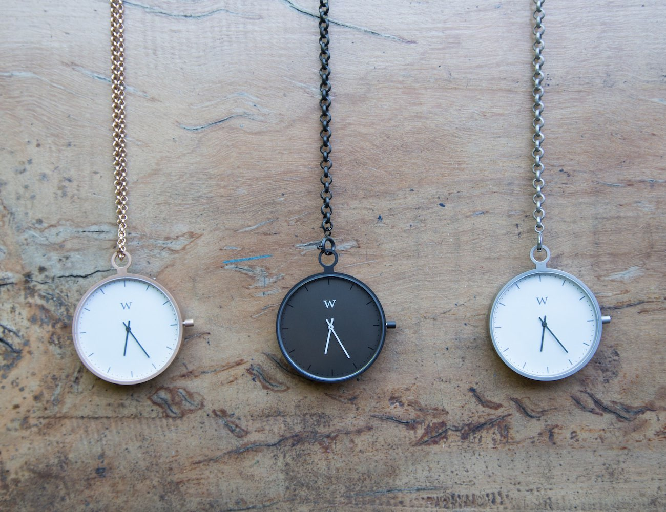 Modern Pocket Watch