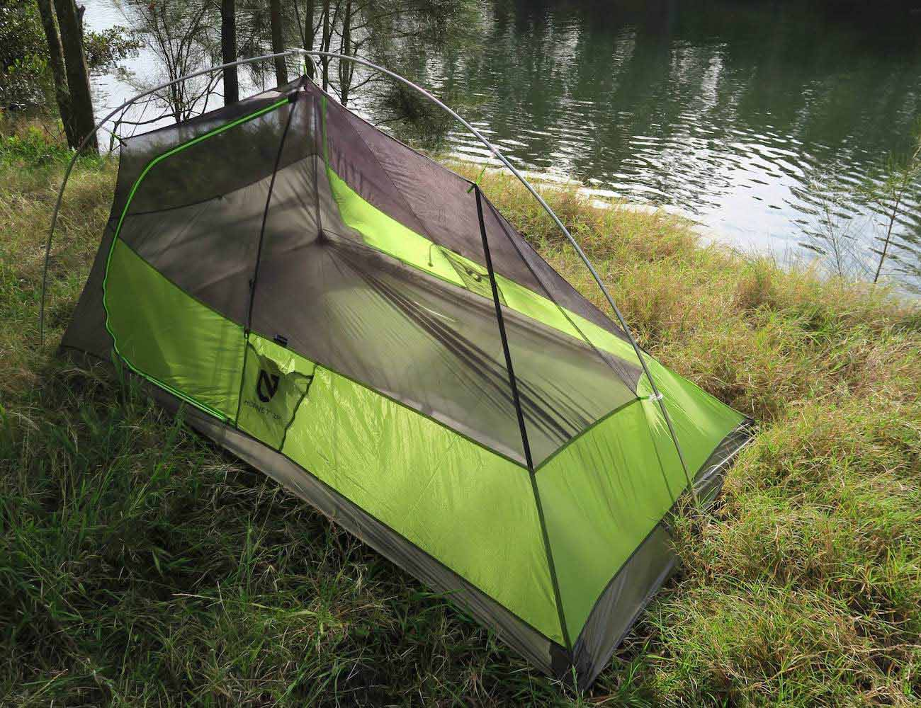 Nemo Hornet 2P Ultralight Backpacking Tent