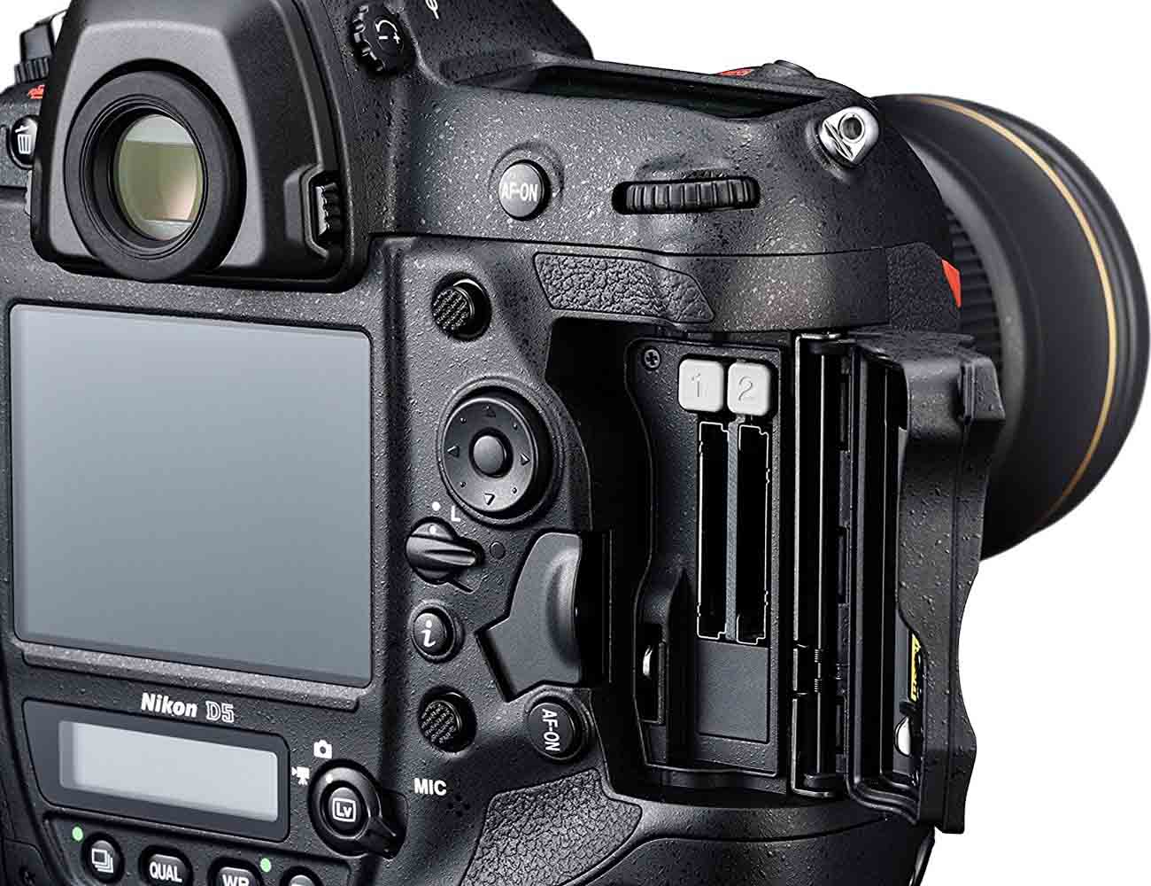 Nikon D5 – FX-format DSLR With Masterful Image Quality