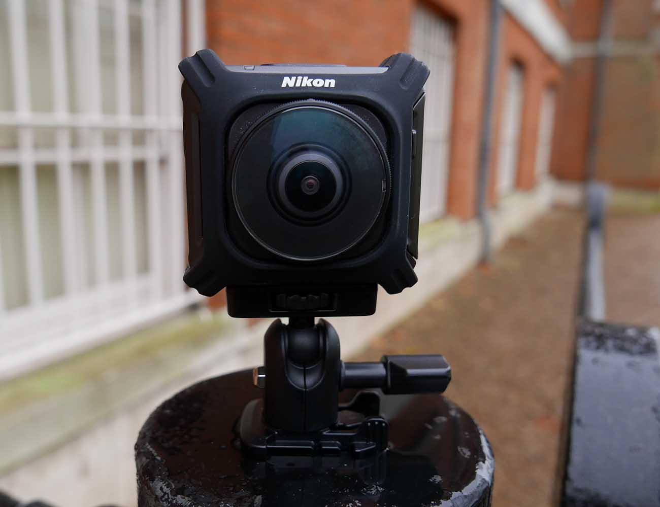 Nikon Key Mission 360 Action Camera