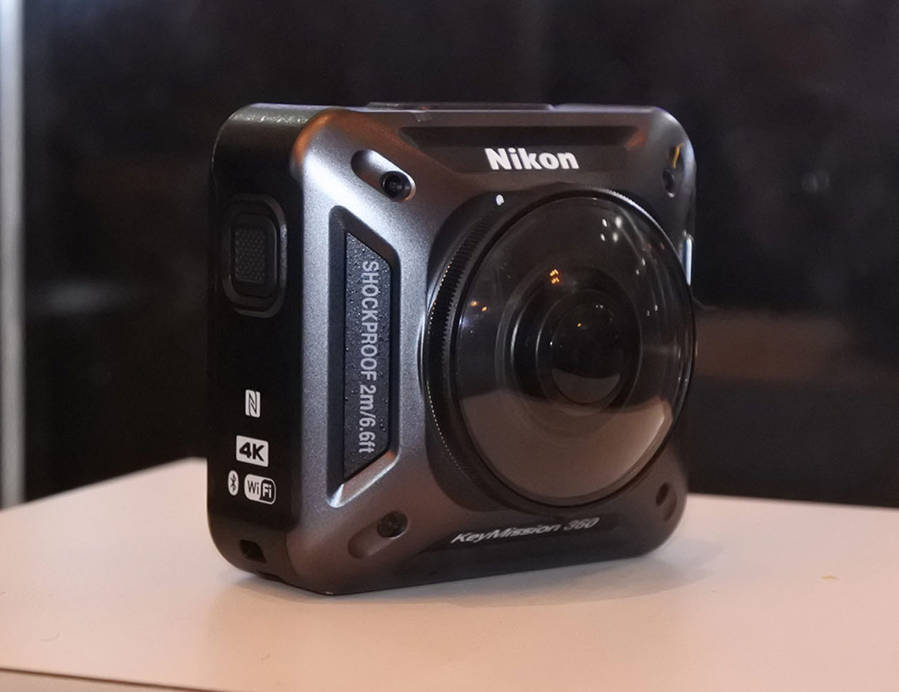 Nikon Key Mission 360 Action Camera